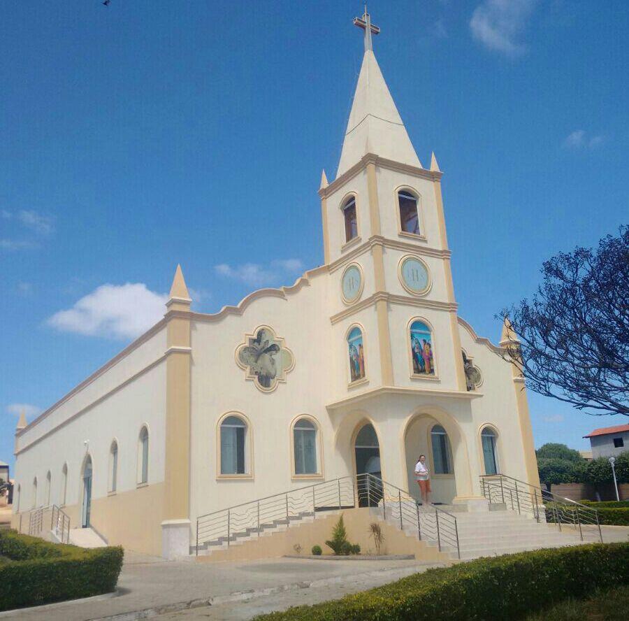 Paróquia Nossa Senhora do Desterro – Vargem Grande do Rio Pardo