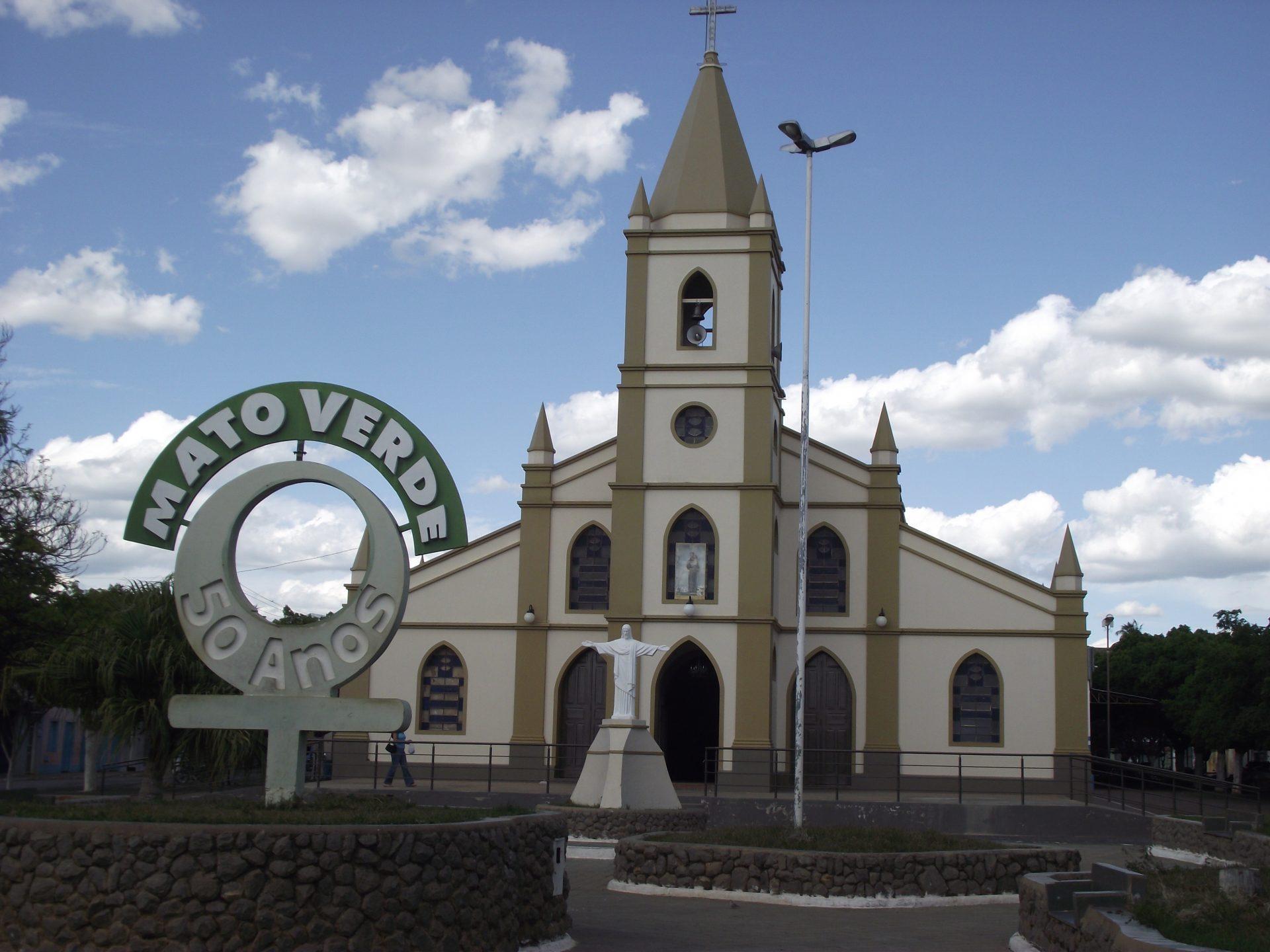 Paróquia Santo Antônio – Mato Verde
