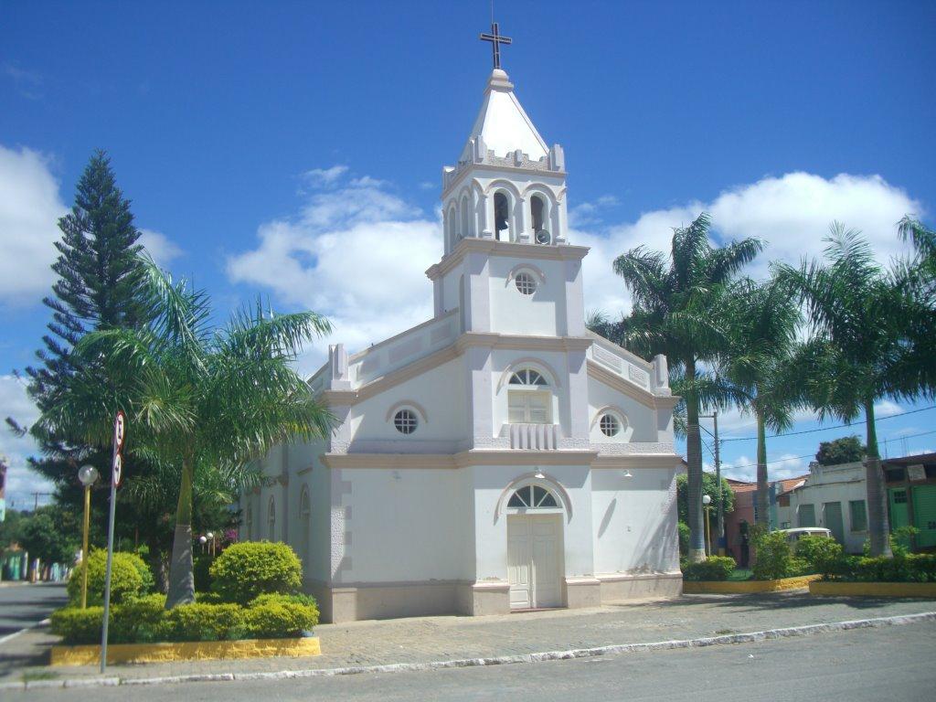 Paróquia São Joaquim – Porteirinha