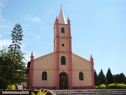 Quase Paróquia Santo Antônio – Ibiracatu