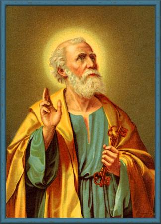 Quase Paróquia São Pedro – Pai Pedro